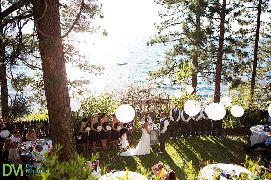 glenbrook wedding lake tahoe nv