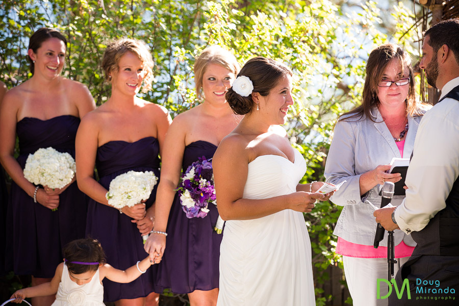 tahoe wedding ceremony