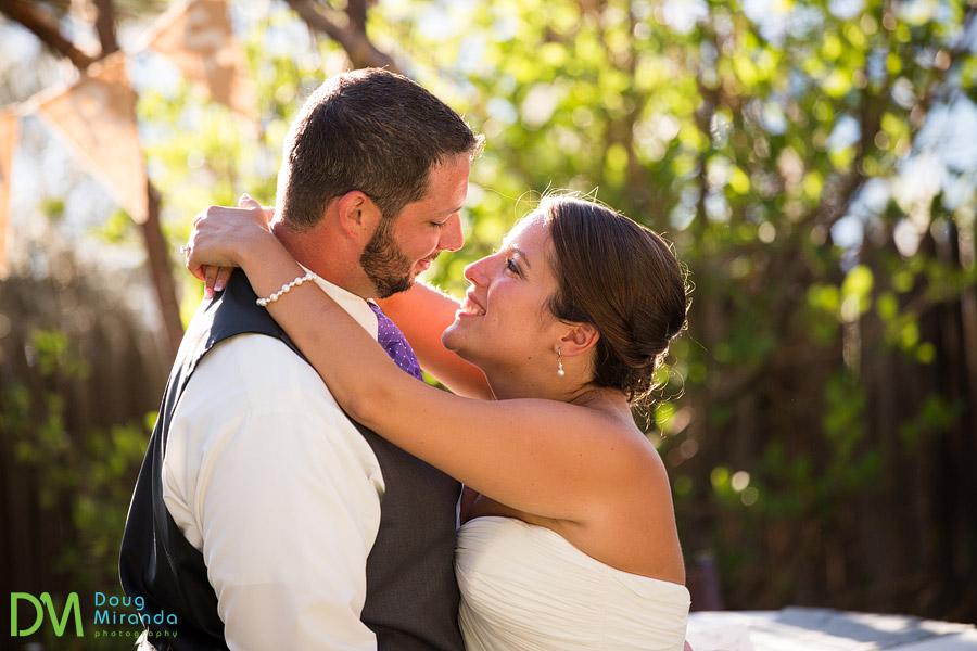 first dance a tahoe wedding
