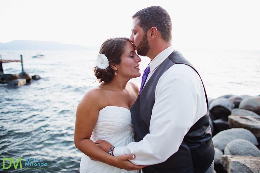 glenbrook wedding lake tahoe nv