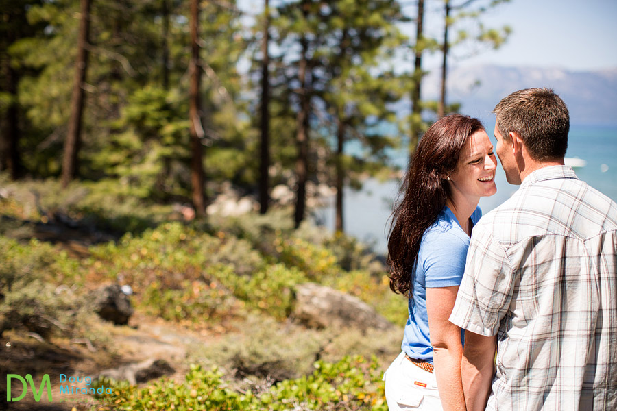 round hill pines beach engagement photography