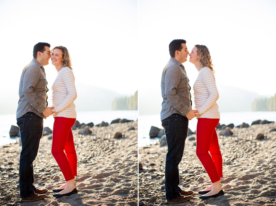 donner lake engagement photographer