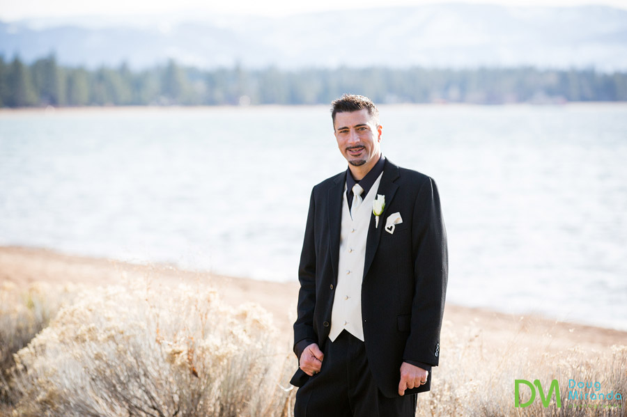 edgewood tahoe winter wedding photography