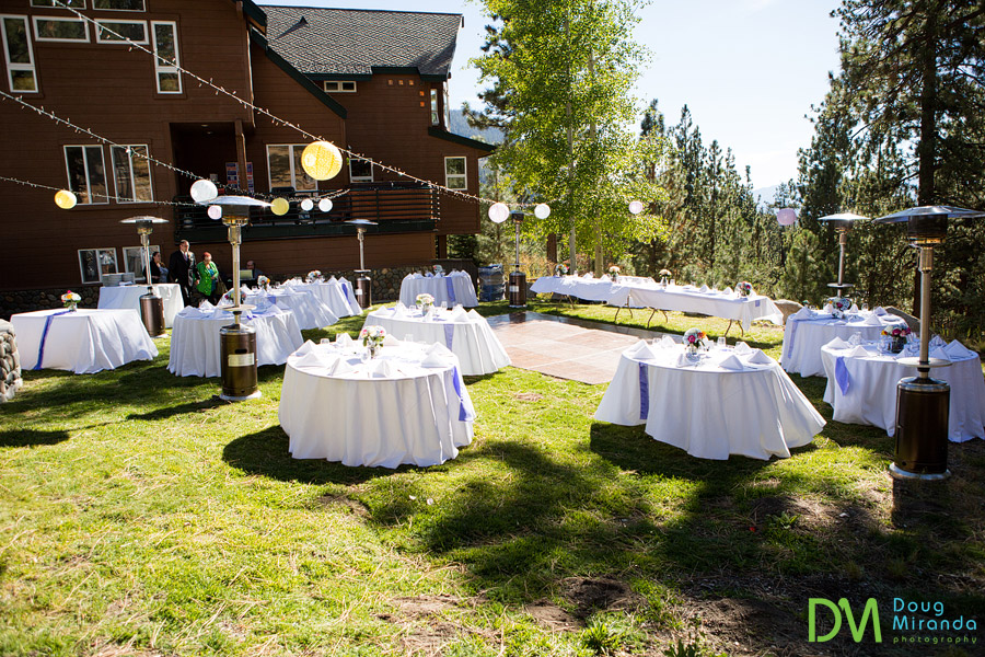 lake tahoe fall wedding locations