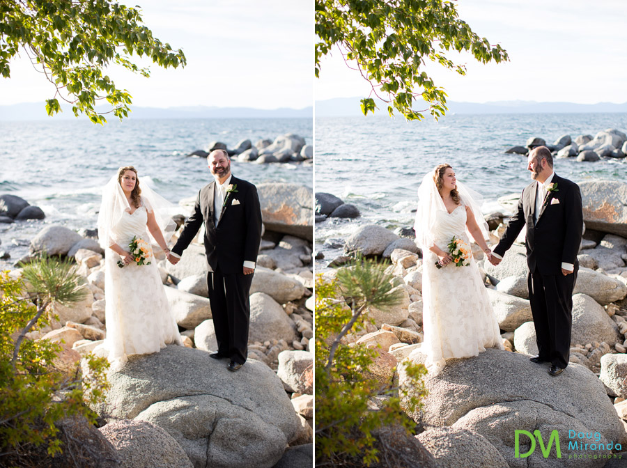 zephyr cove wedding photos