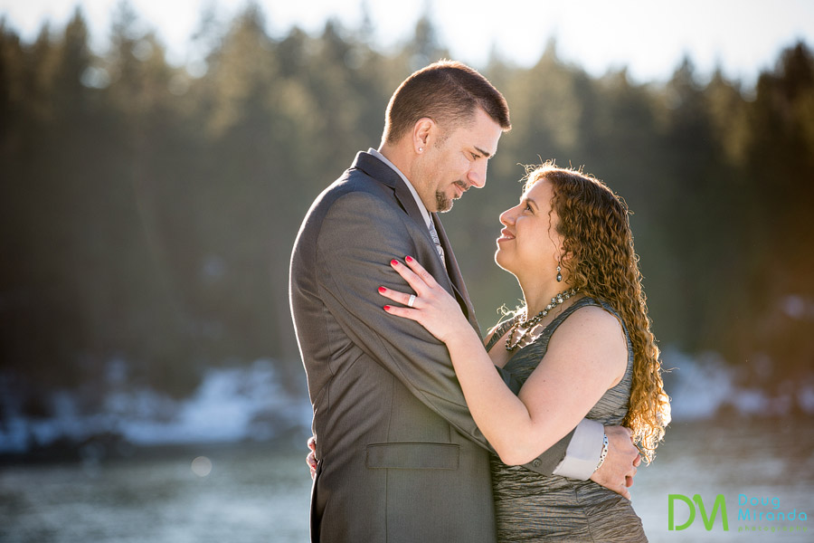 zephyr cove engagement photography
