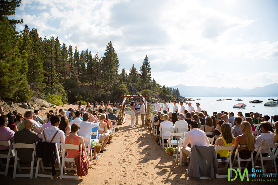 round hill pines beach wedding