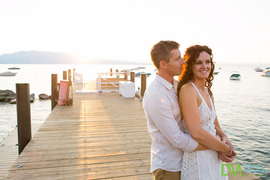 lake tahoe fall weddings