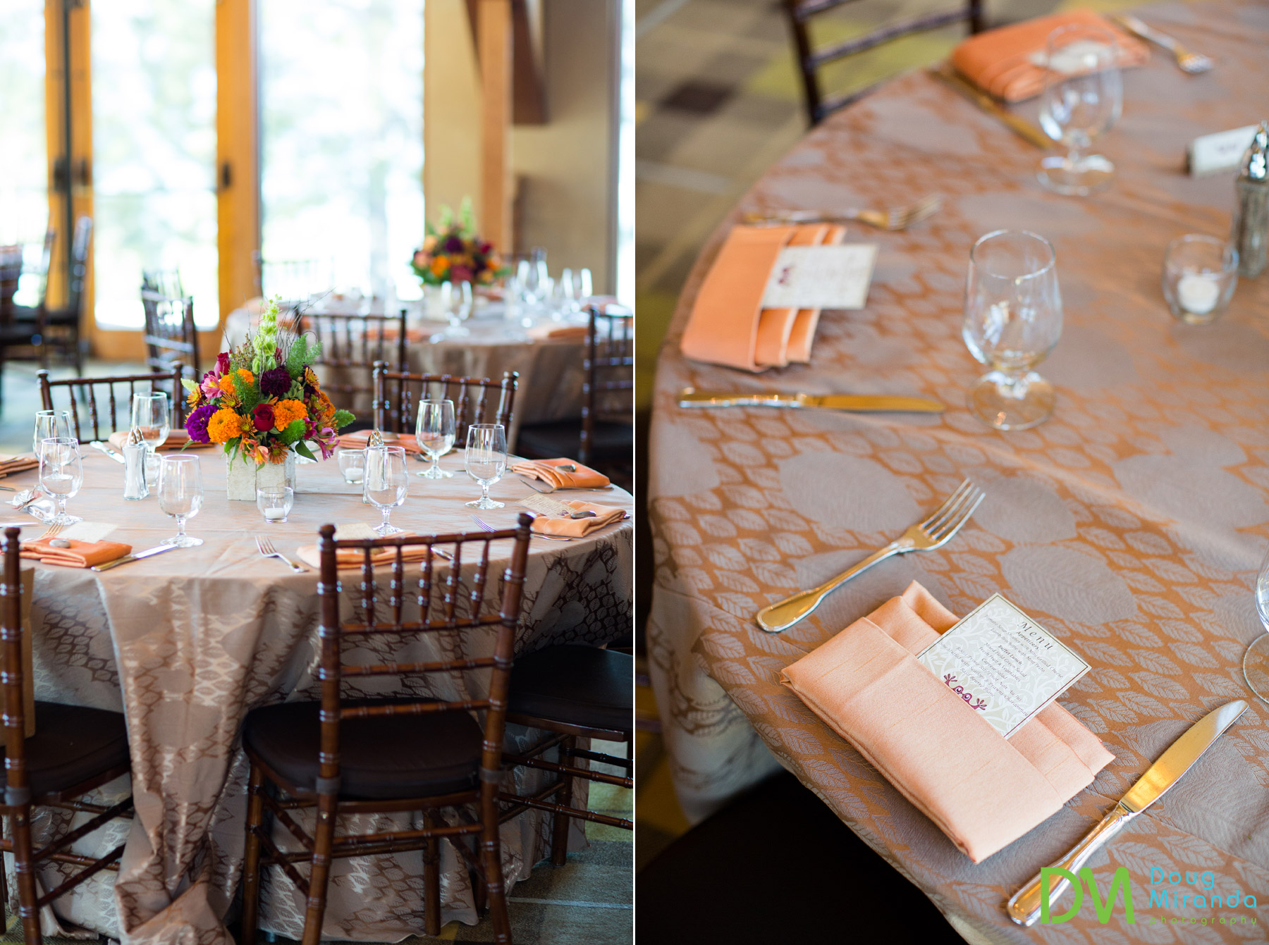 lake tahoe wedding reception locations photos