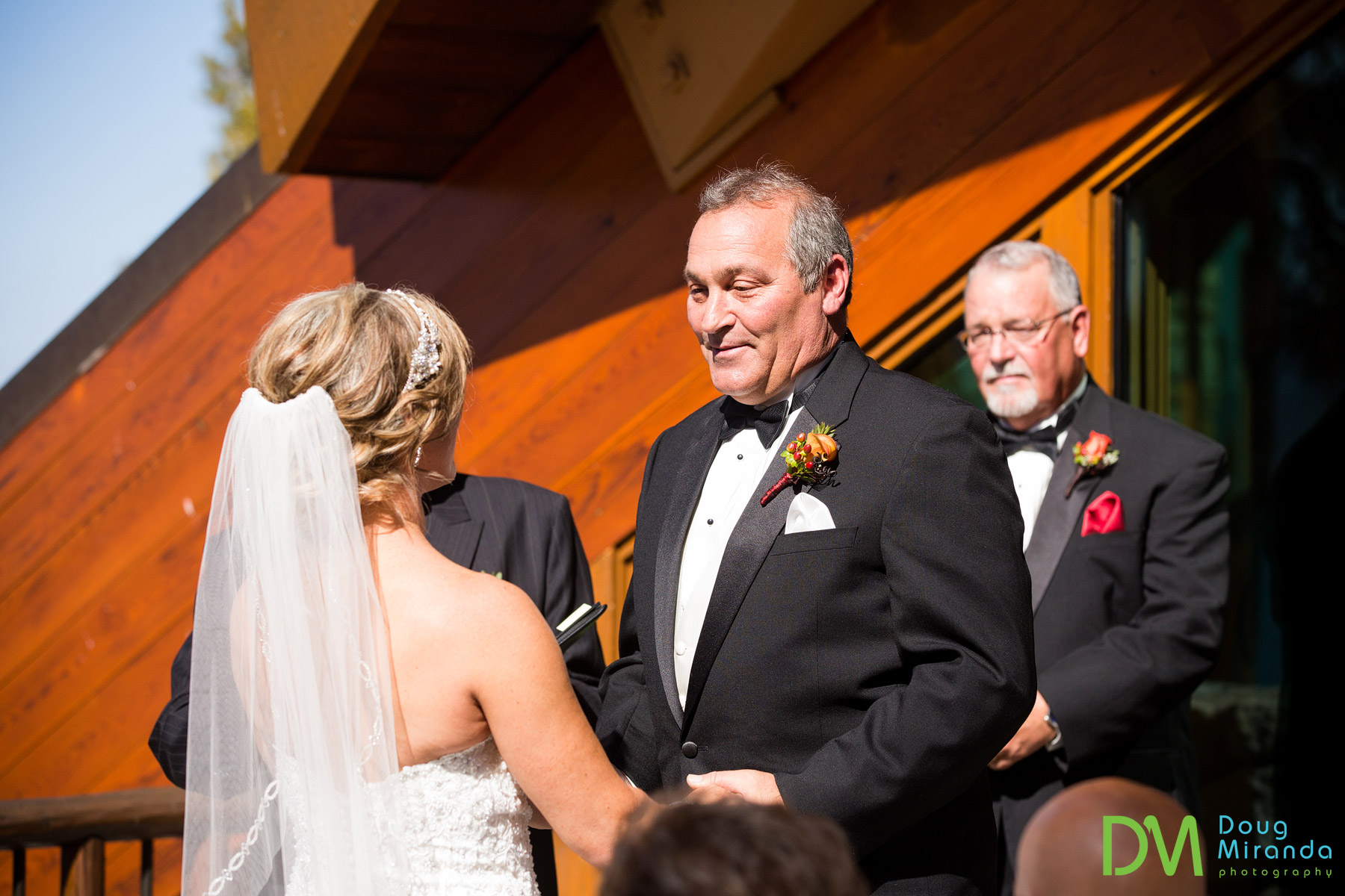 edgewood tahoe wedding south room photos