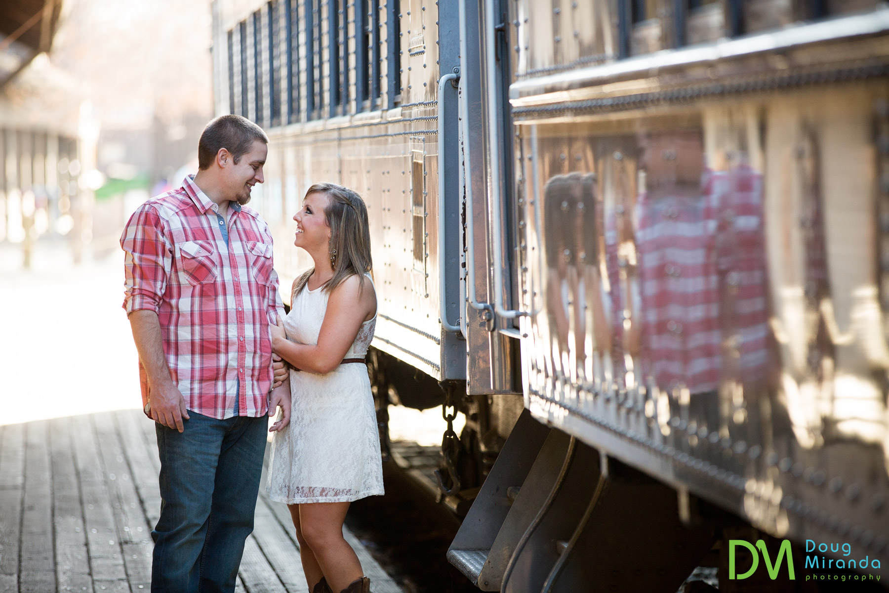 old sacramento engagement photography
