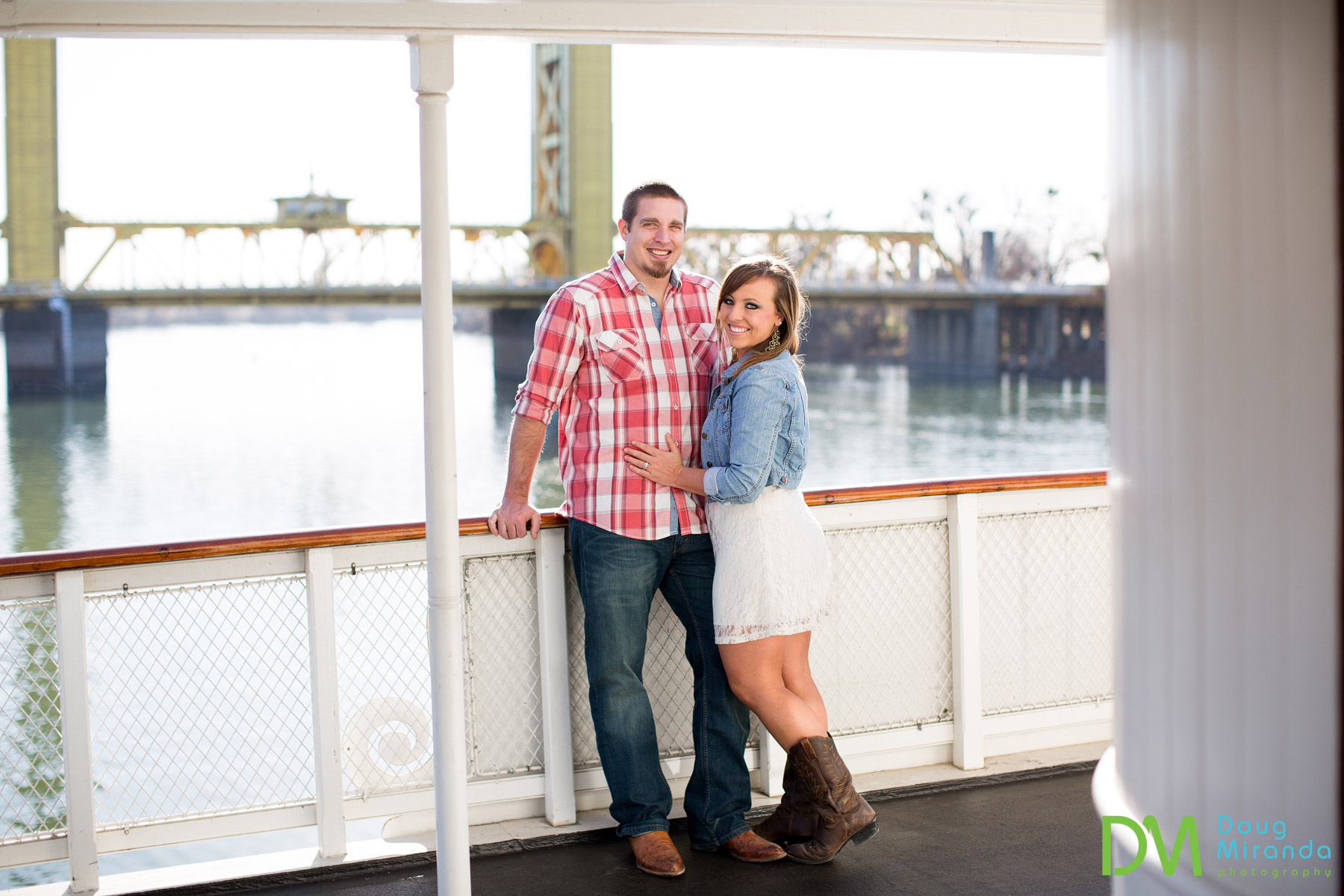 old sacramento engagement photos