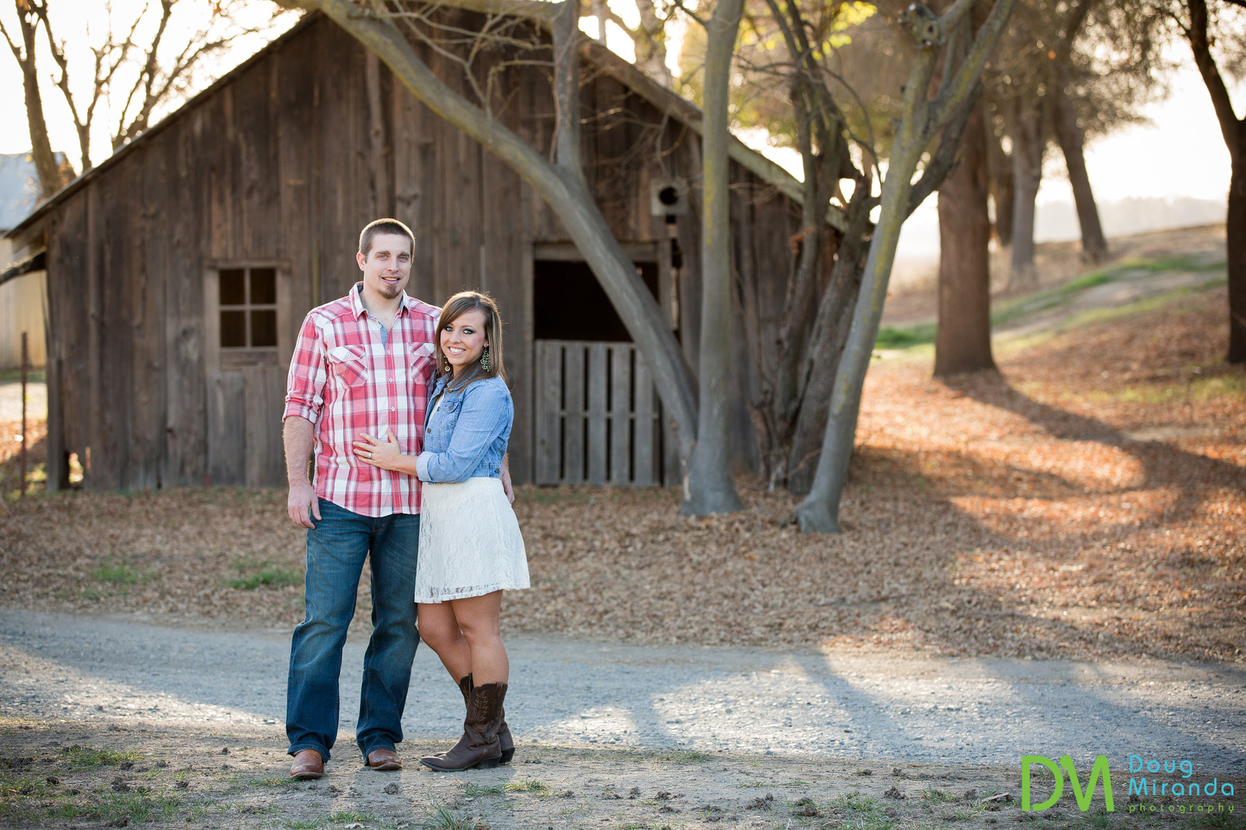 clarksburg ca engagement photography