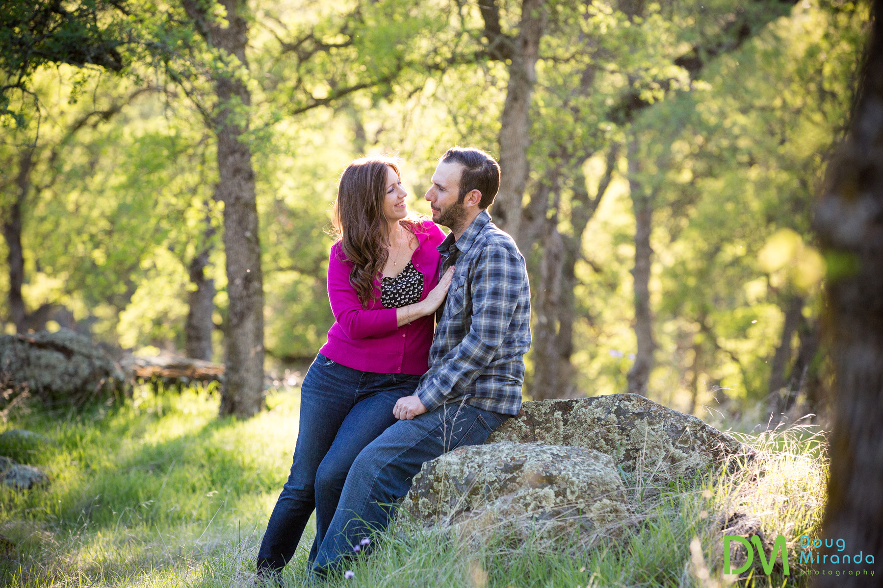 el dorado hills engagement photographer