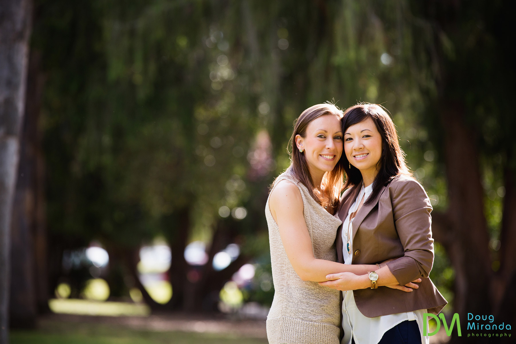 mckinley park sacramento engagement photography