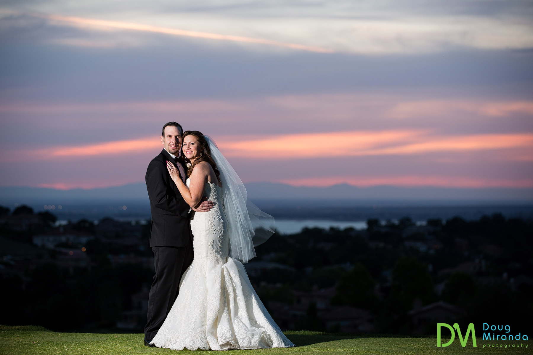 serrano country club wedding photography