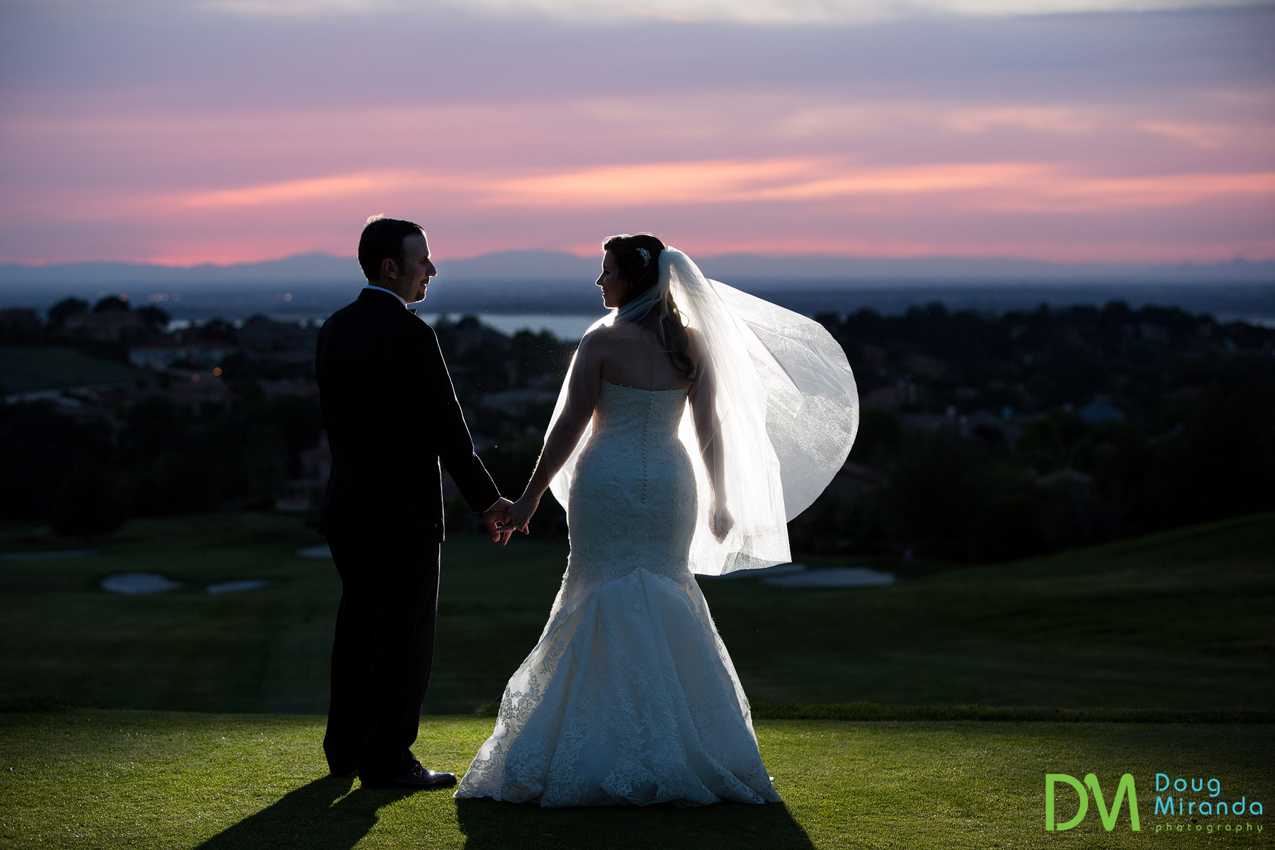 serrano country club wedding photos