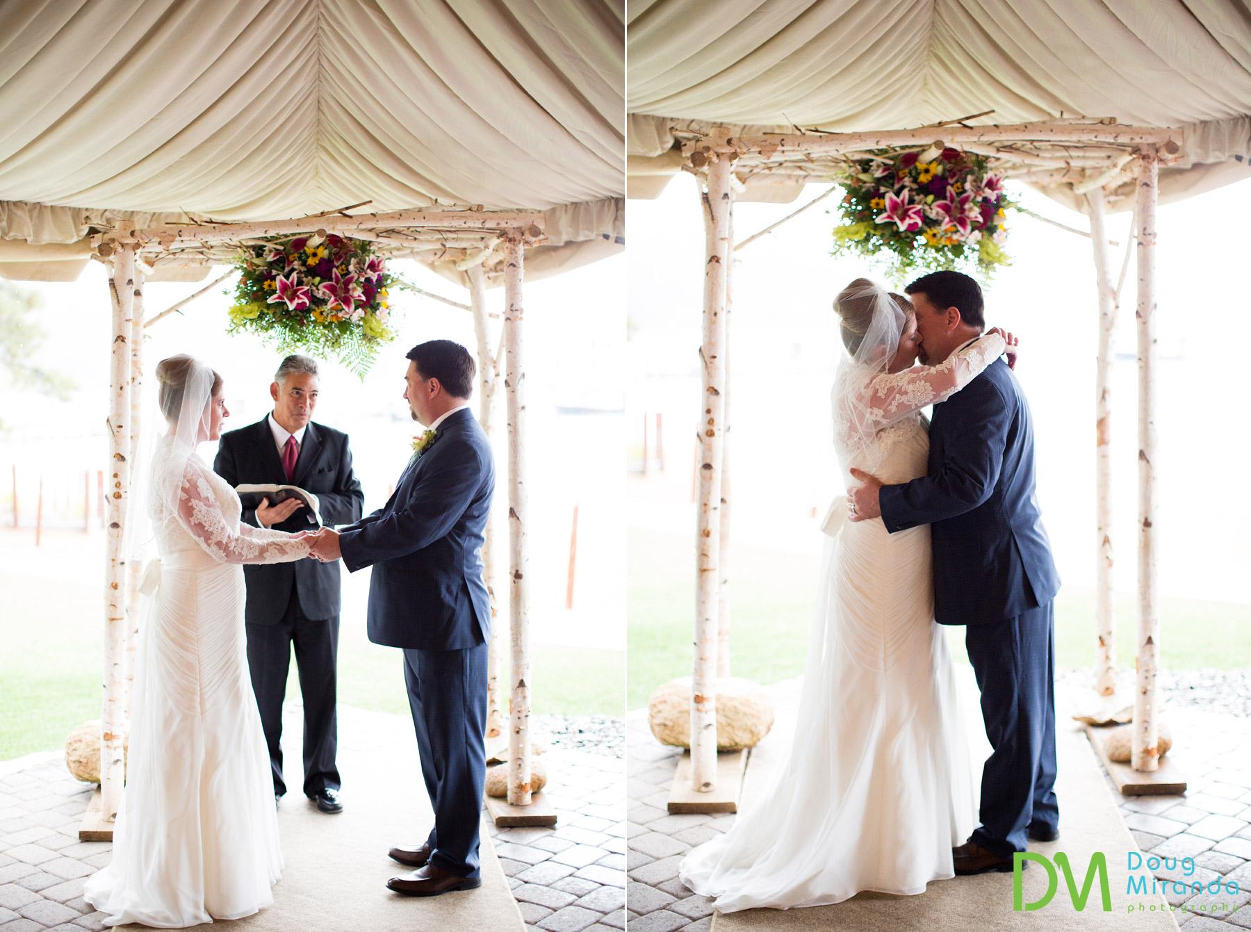 zephyr cove wedding ceremony