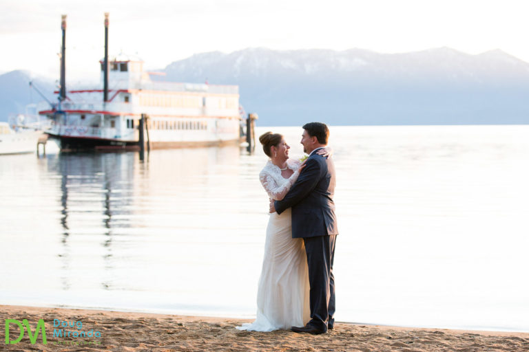 lake tahoe elopement photography