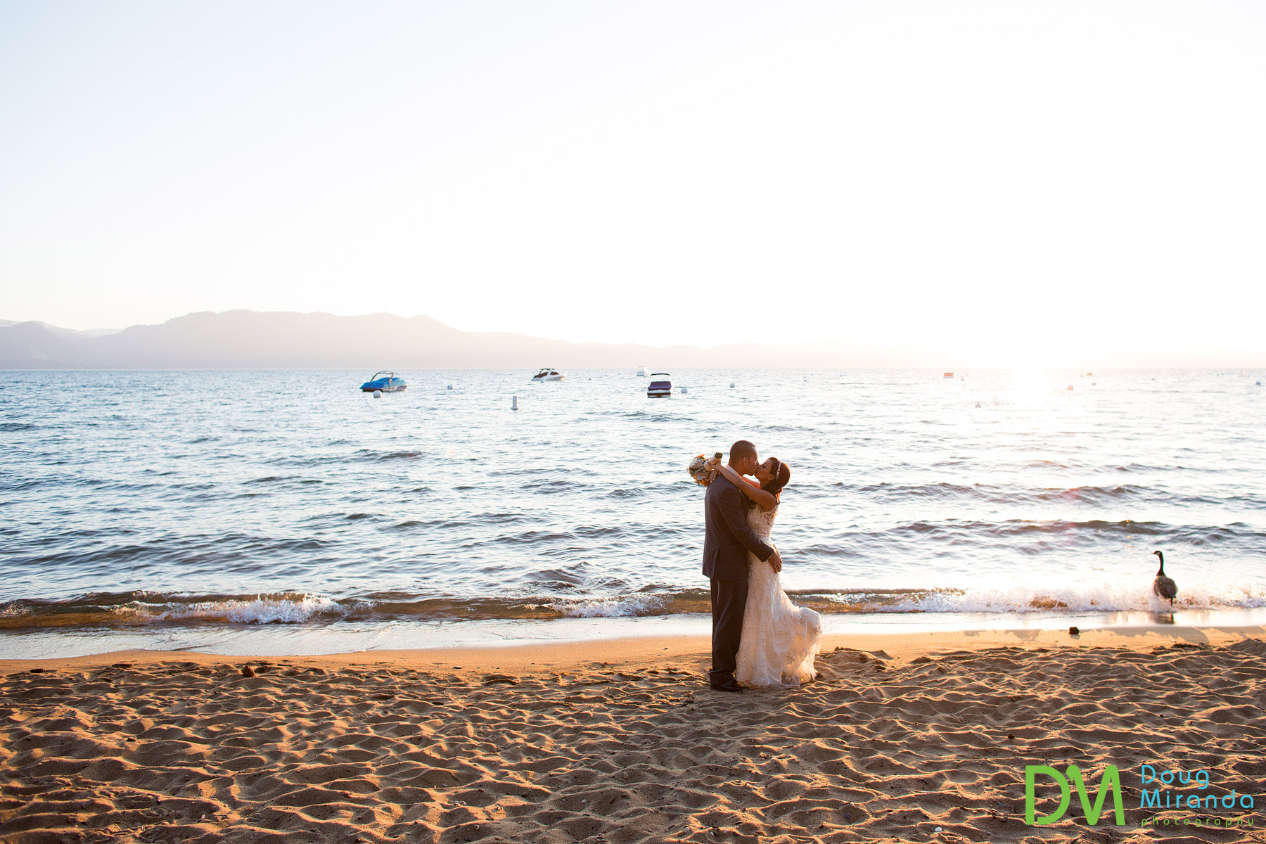 lake tahoe beach wedding locations.