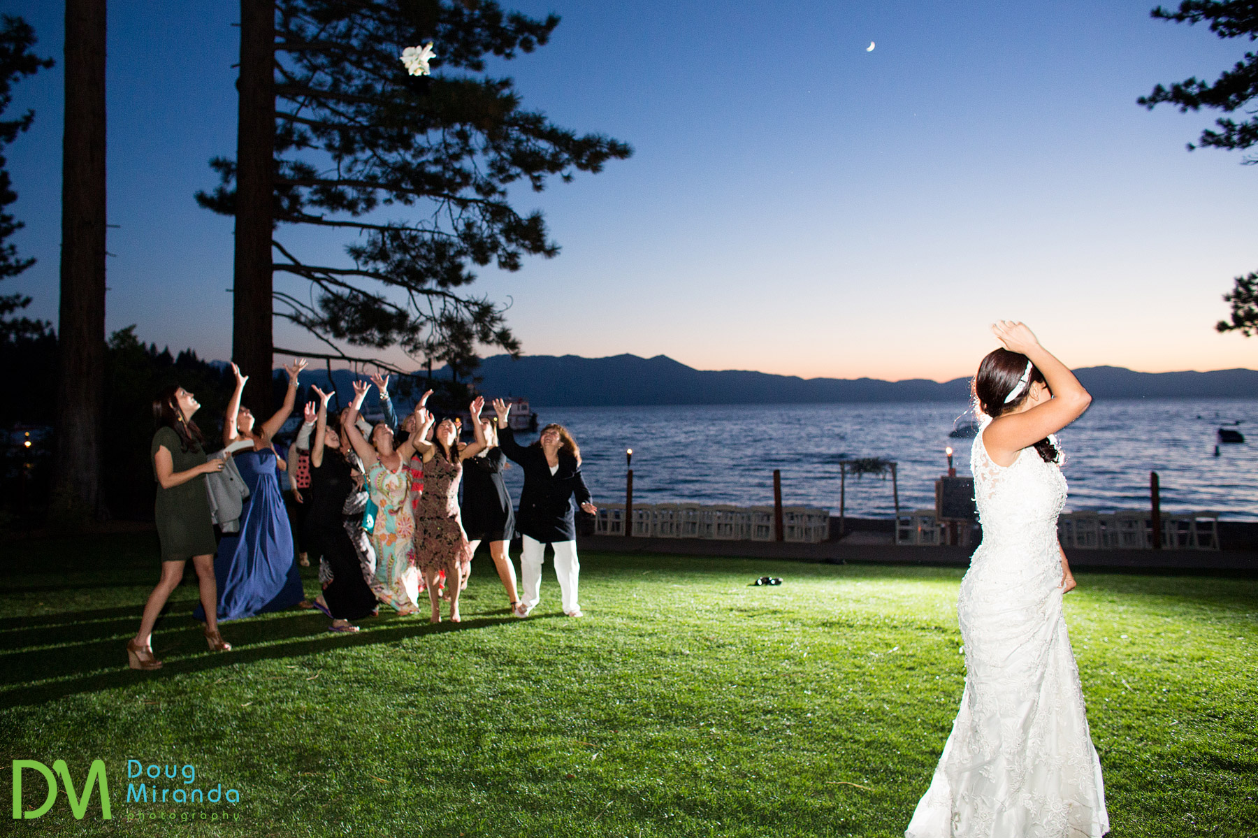 lake tahoe wedding reception venues