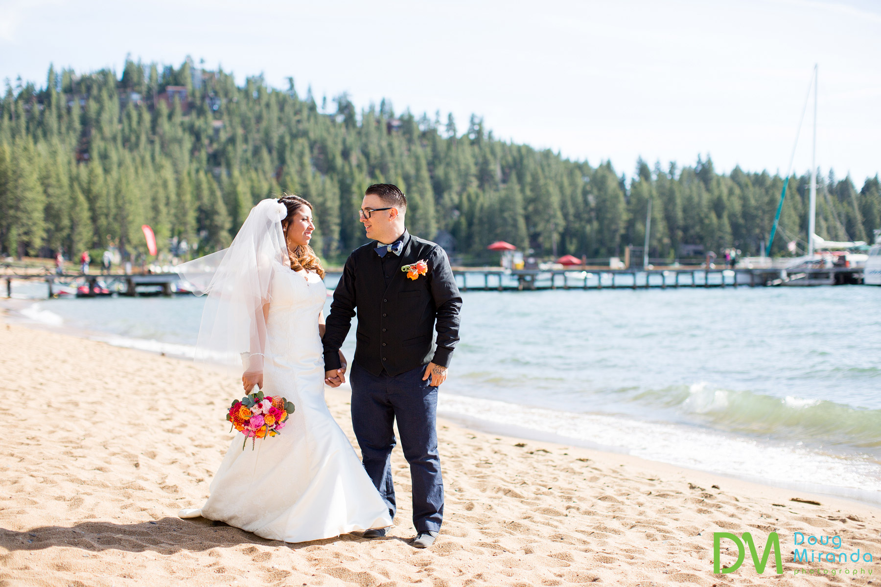 zephyr cove resort wedding photography