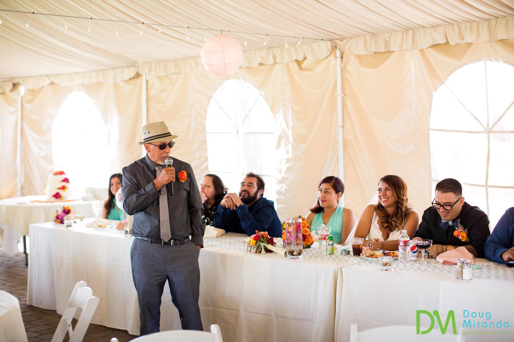 lake tahoe wedding reception photography