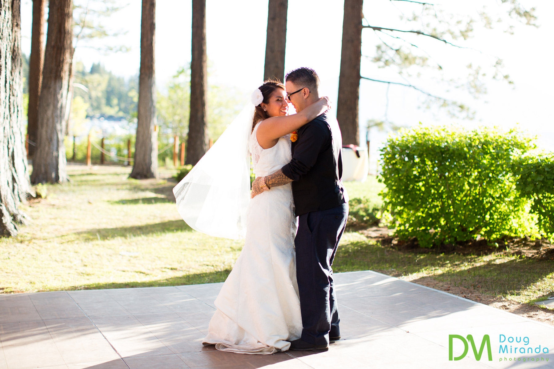 zephyr cove resort wedding photography