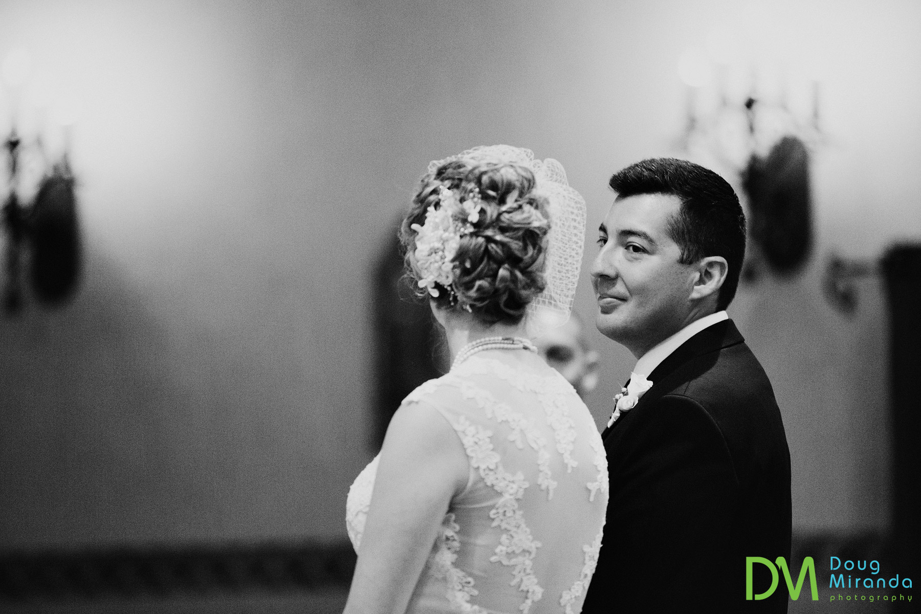 santa clara university mission church wedding