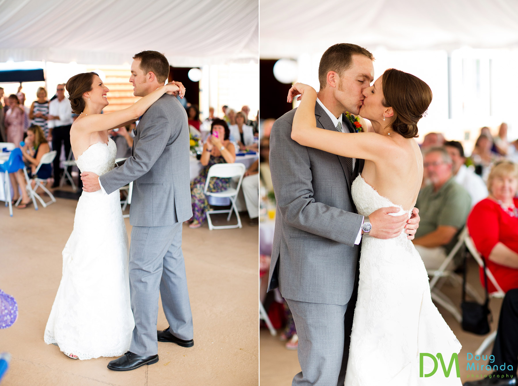 first dance tahoe paradise park