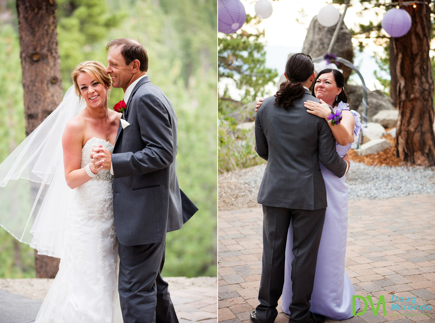 lake tahoe private estate wedding locations