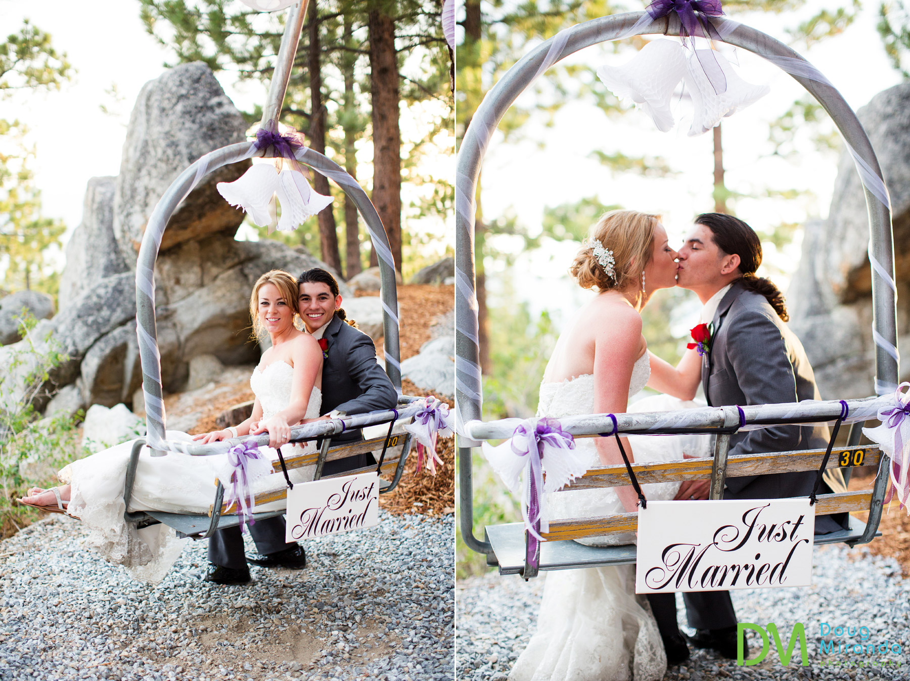 Fjeldheim tahoe mountain home wedding