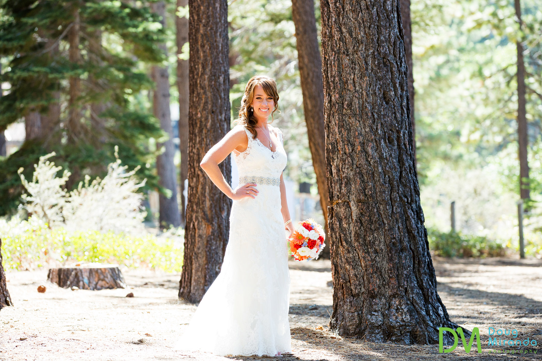 sierra nevada mountains wedding photography