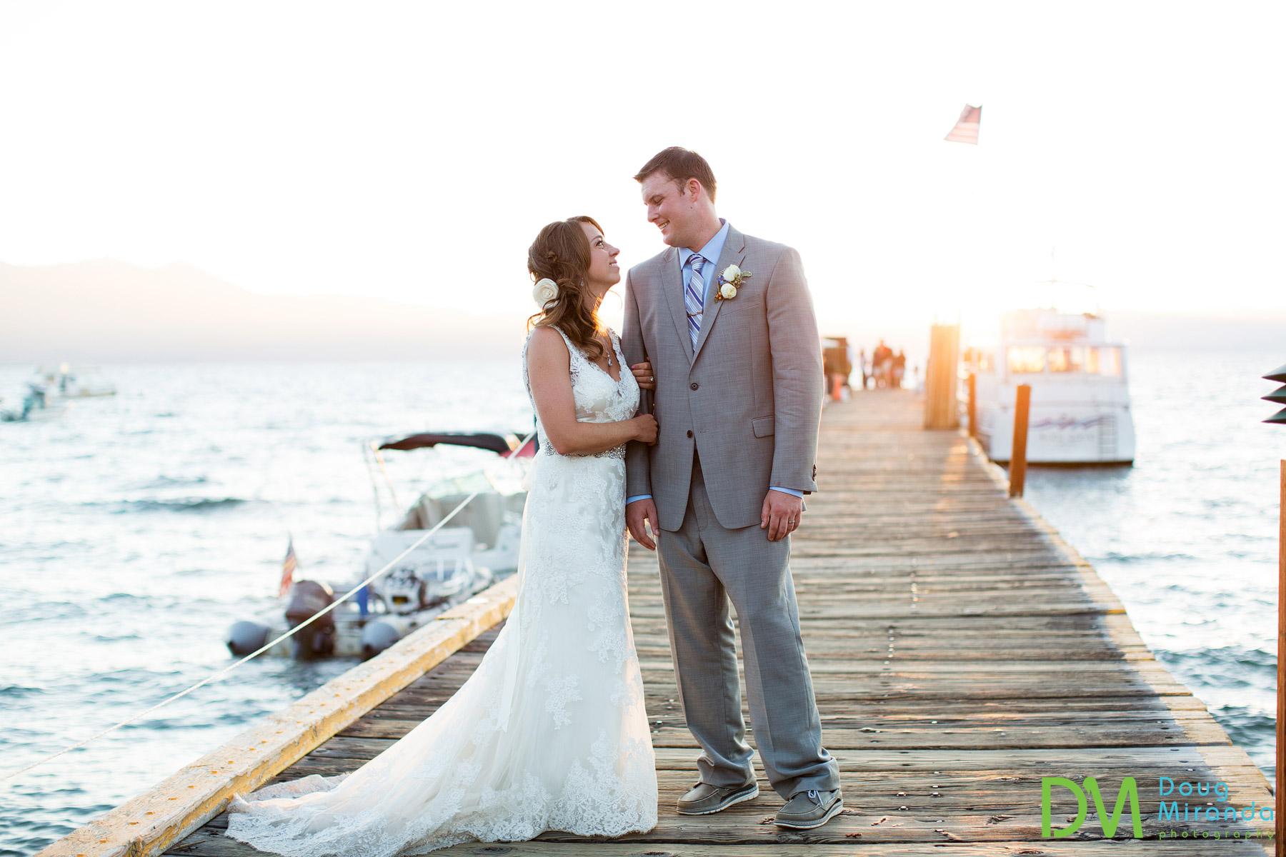 sierra nevada mountains wedding photos
