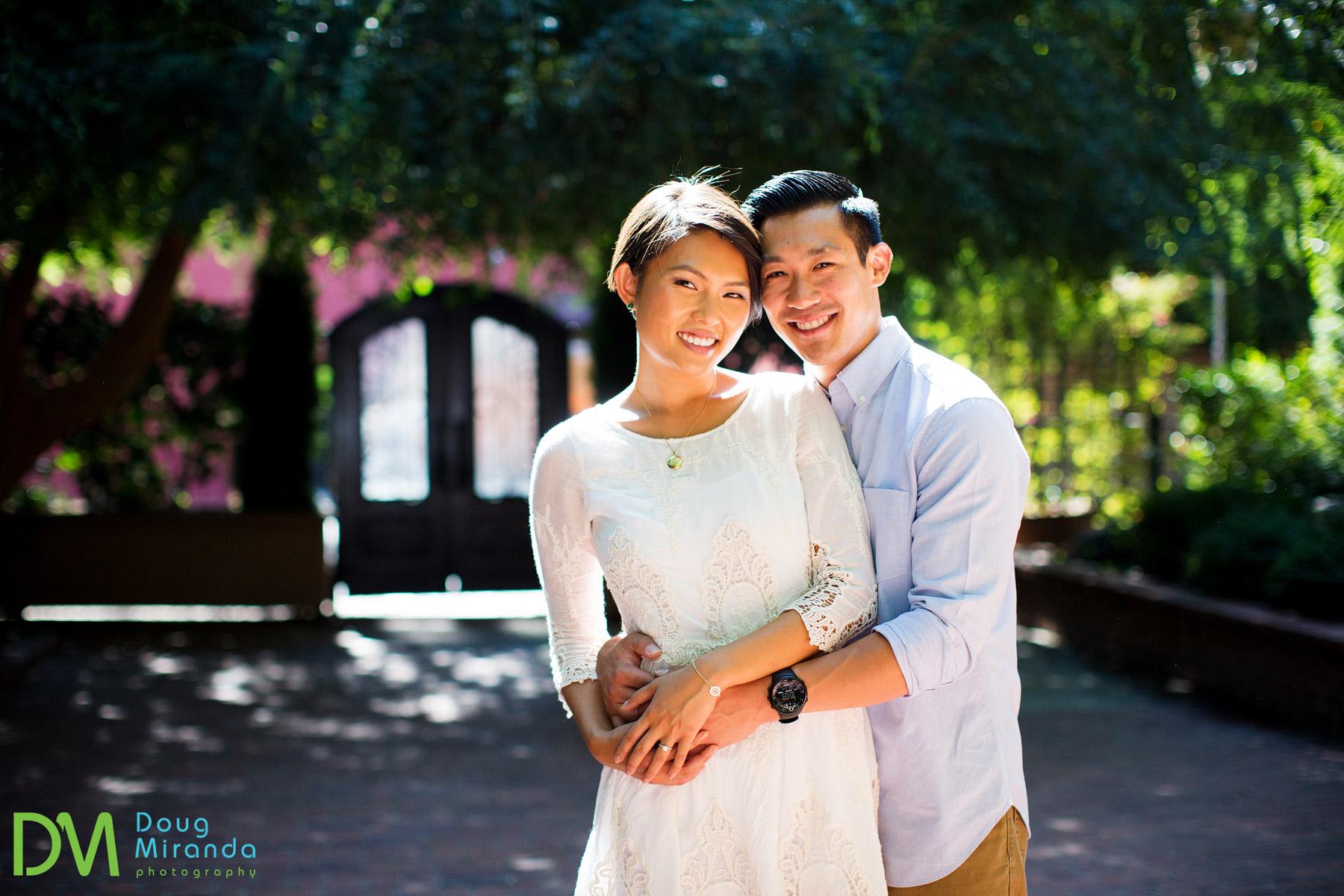 courtyard d'oro wedding photos
