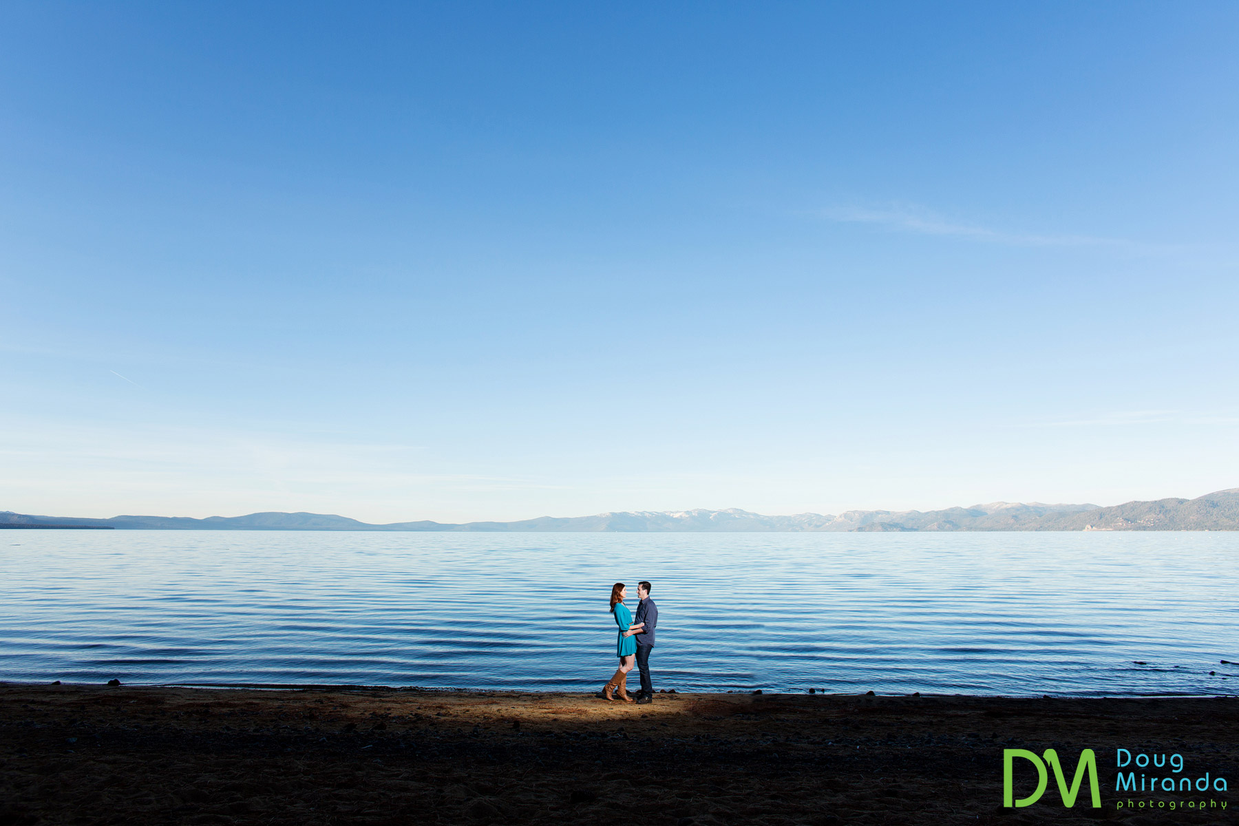 valhalla lake tahoe engagement photos