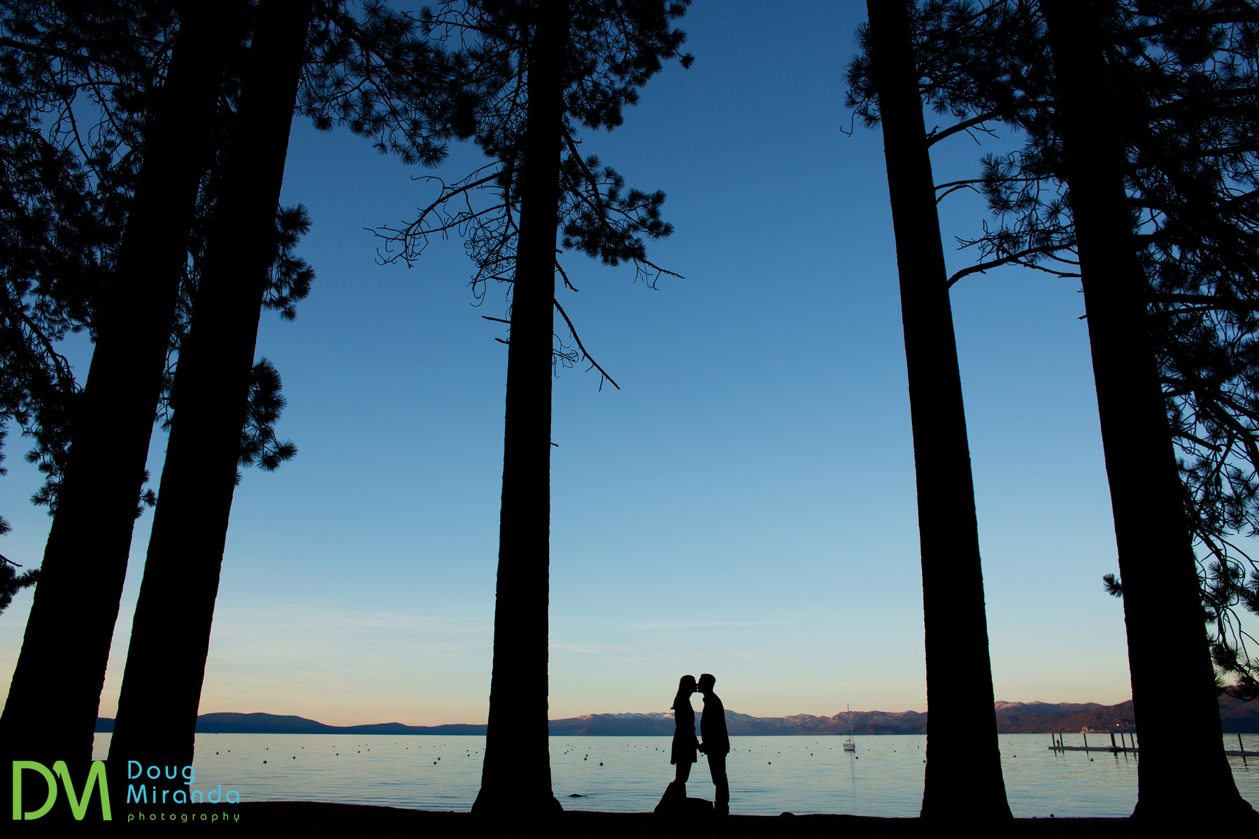 valhalla lake tahoe wedding photography