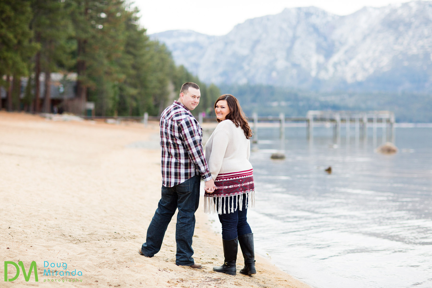 camp richardson engagement photos