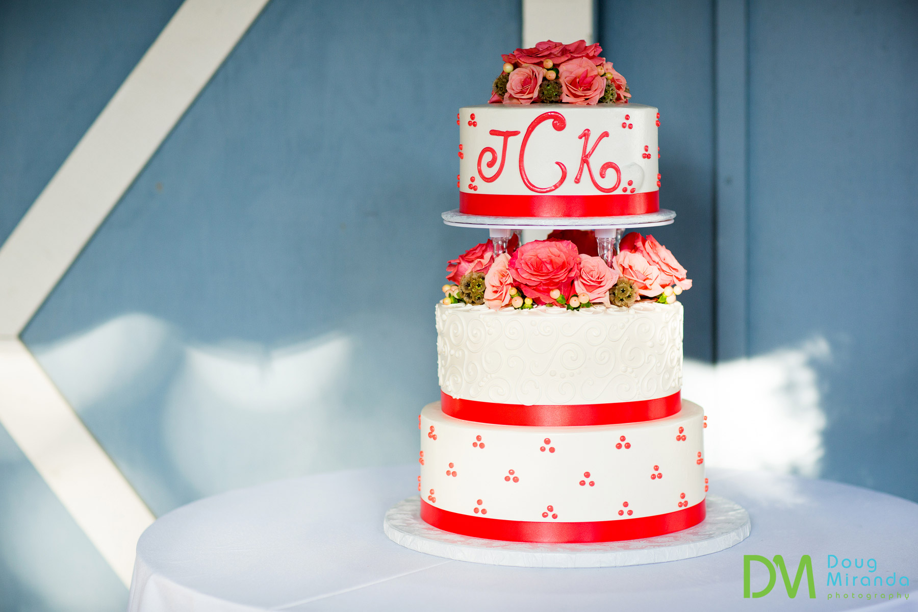 Lodi wedding cake