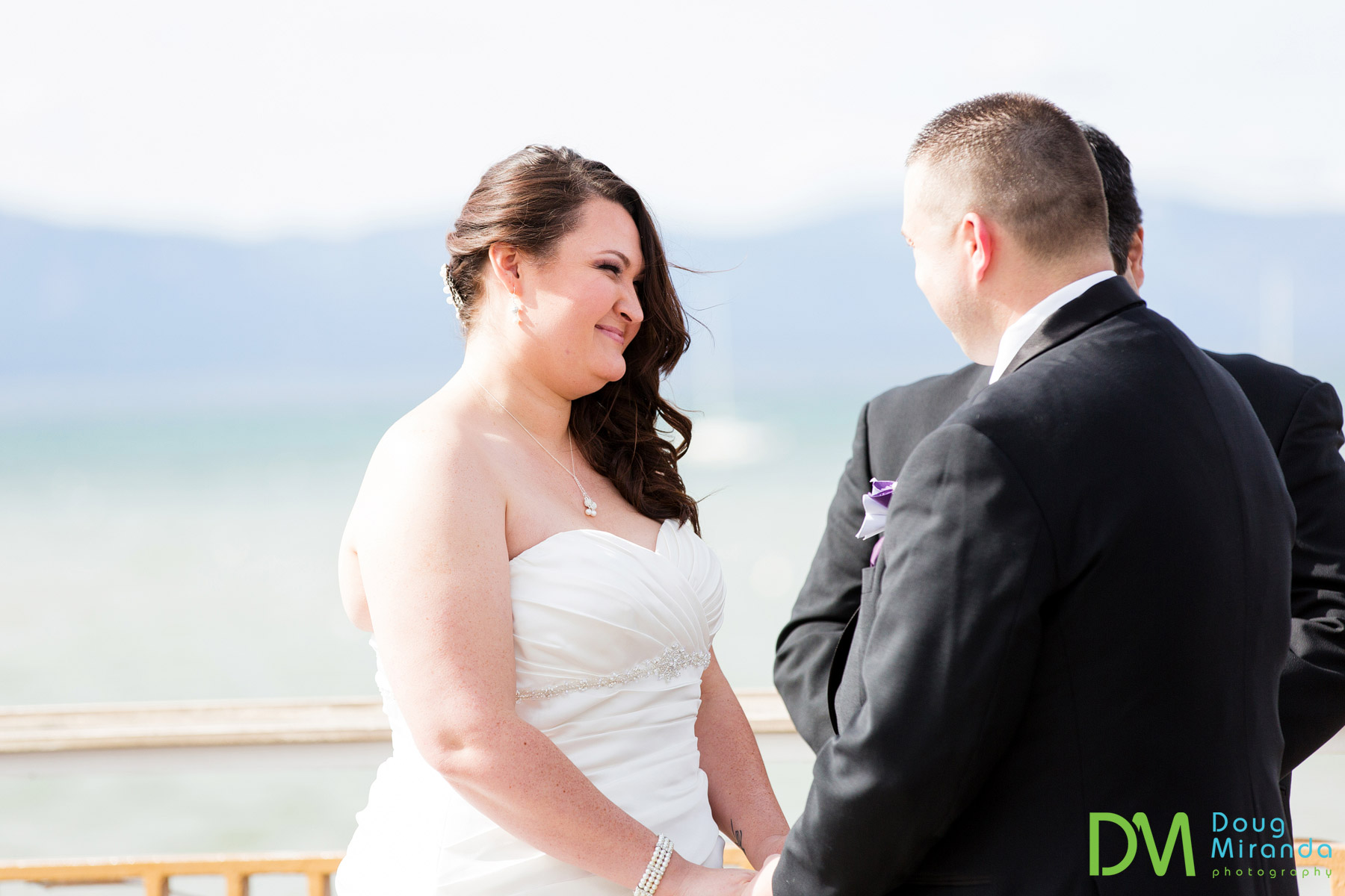 lake tahoe wedding ceremony