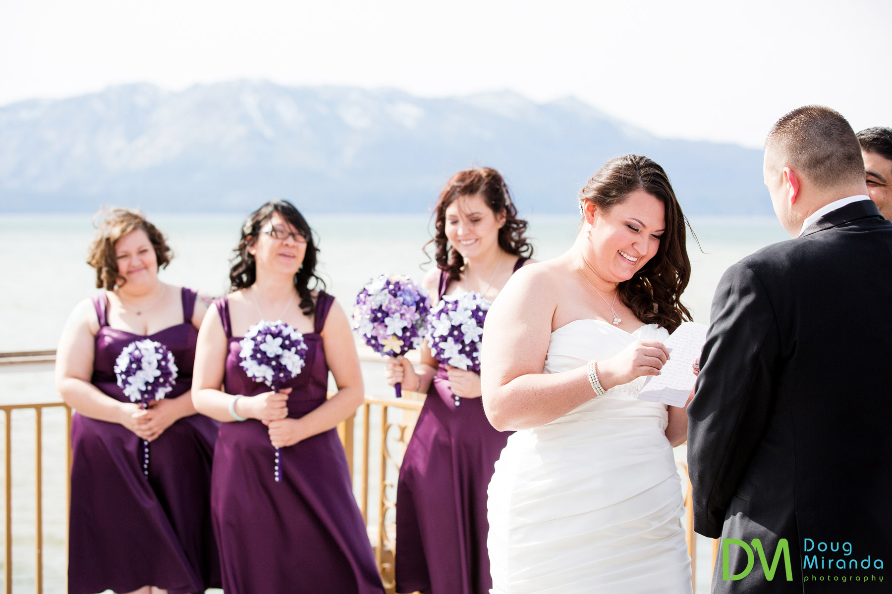 tahoe queen wedding