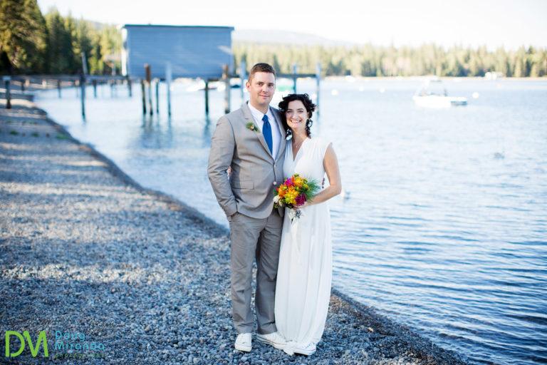 private estate wedding photos lake tahoe