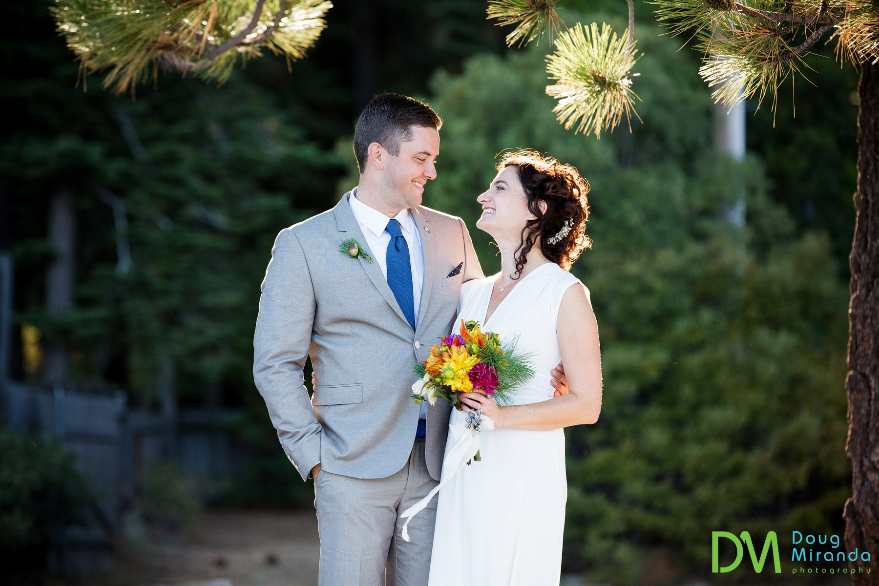 private estate wedding tahoe