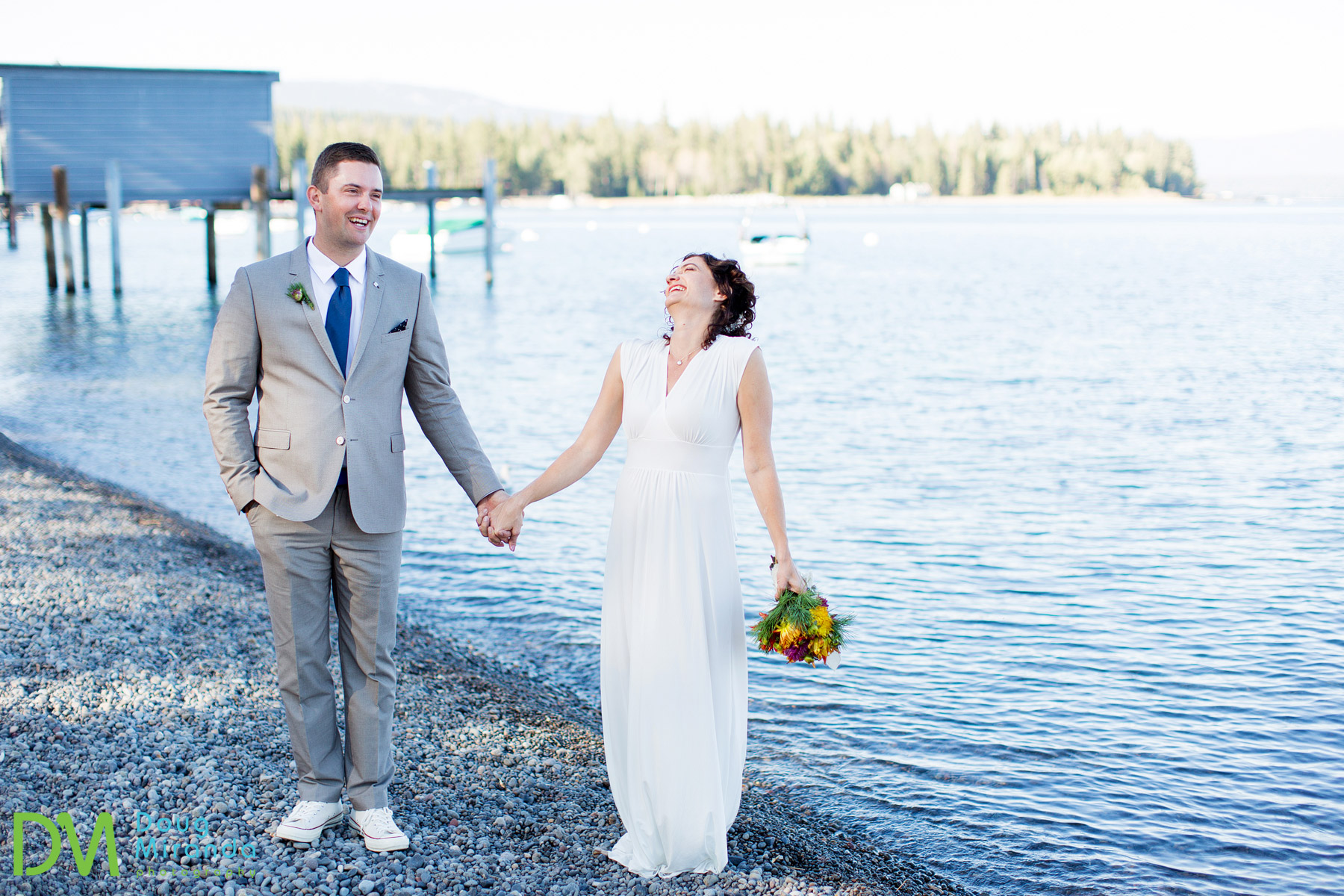 west lake tahoe weddings