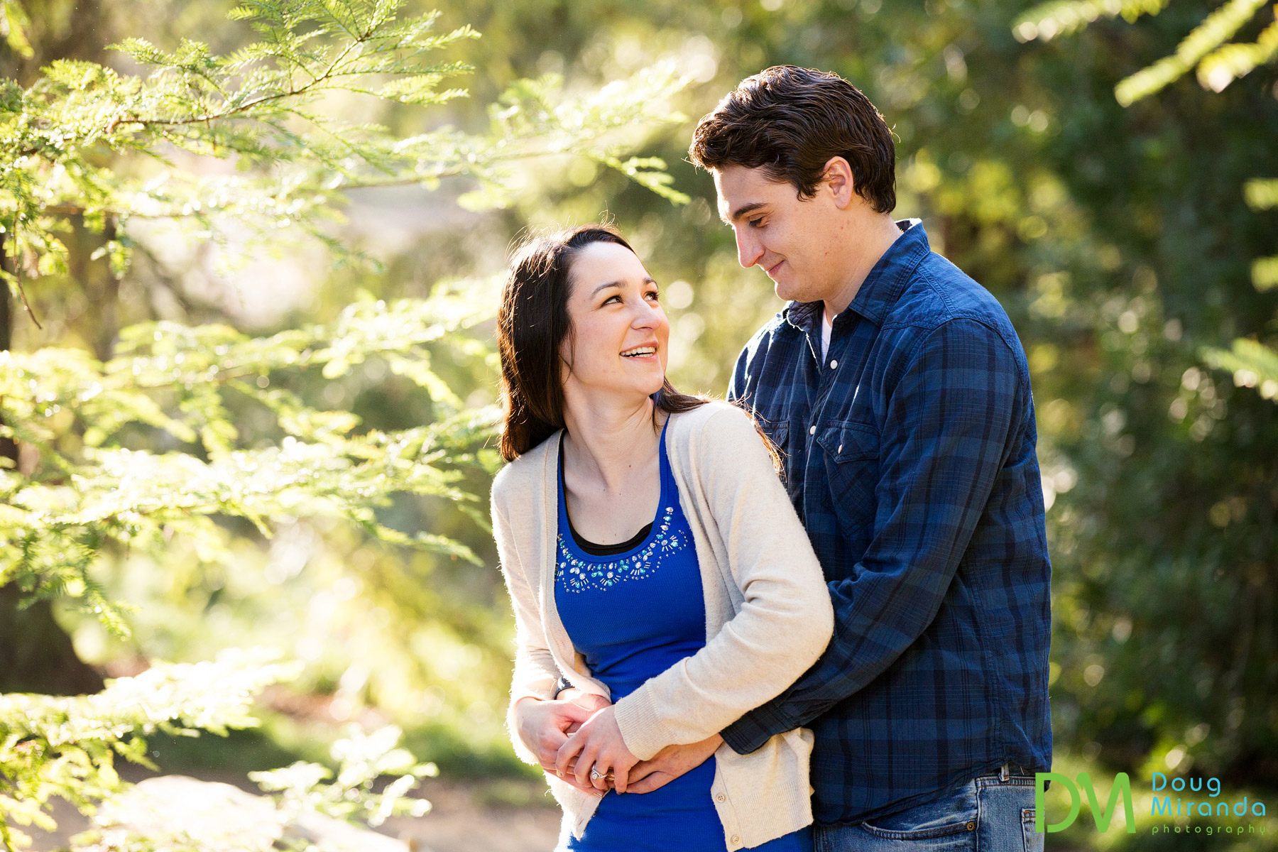 arboretum engagement photography uc davis