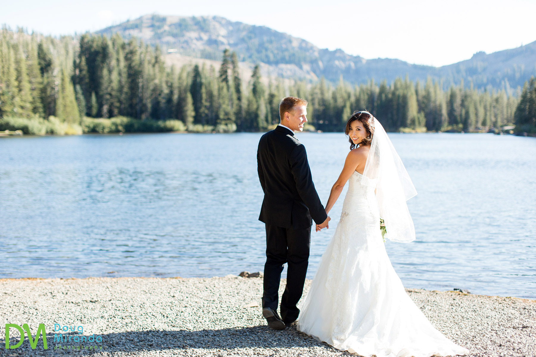 Lake Mary sugar bowl wedding photos