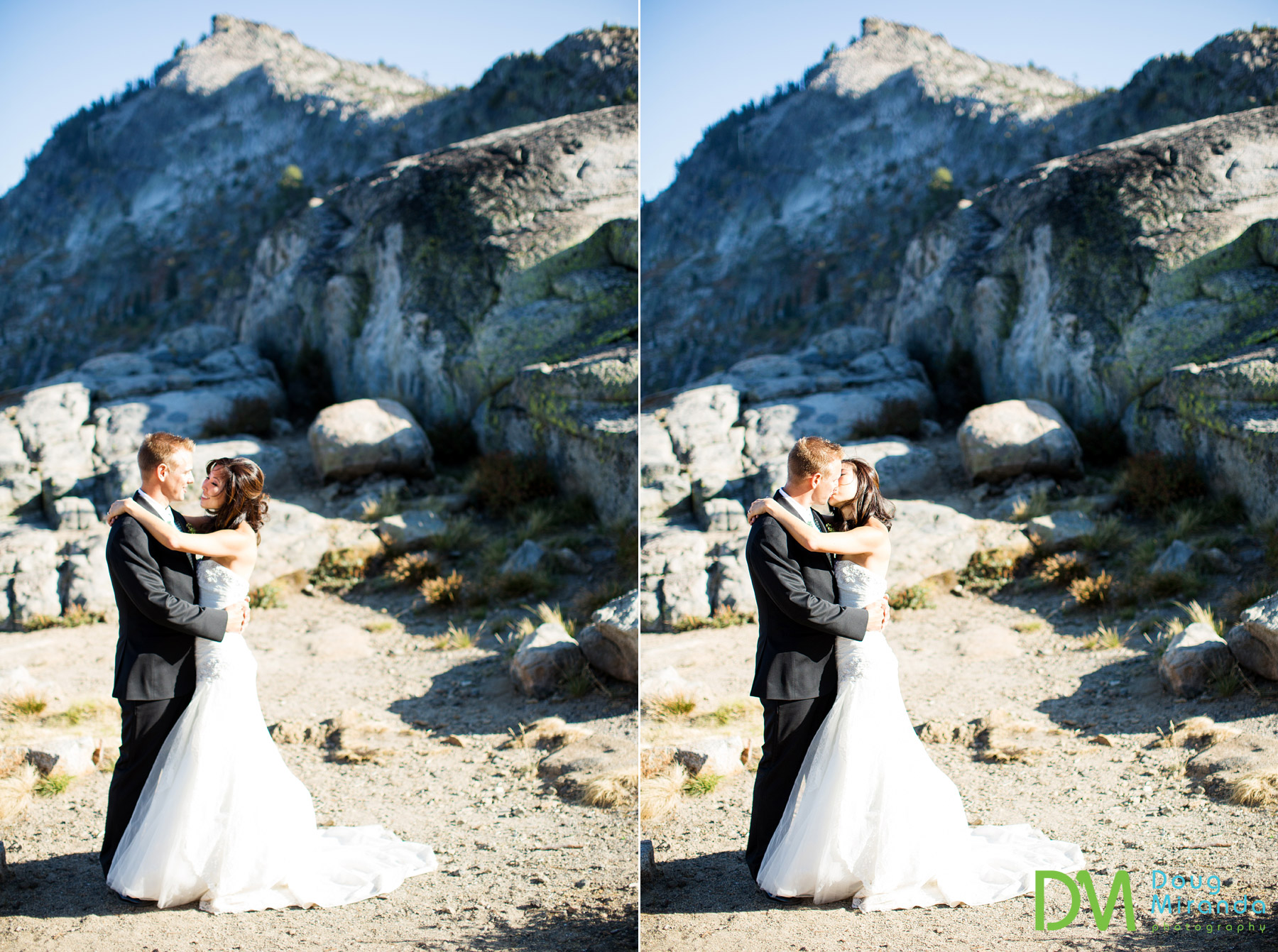 donner pass wedding photography