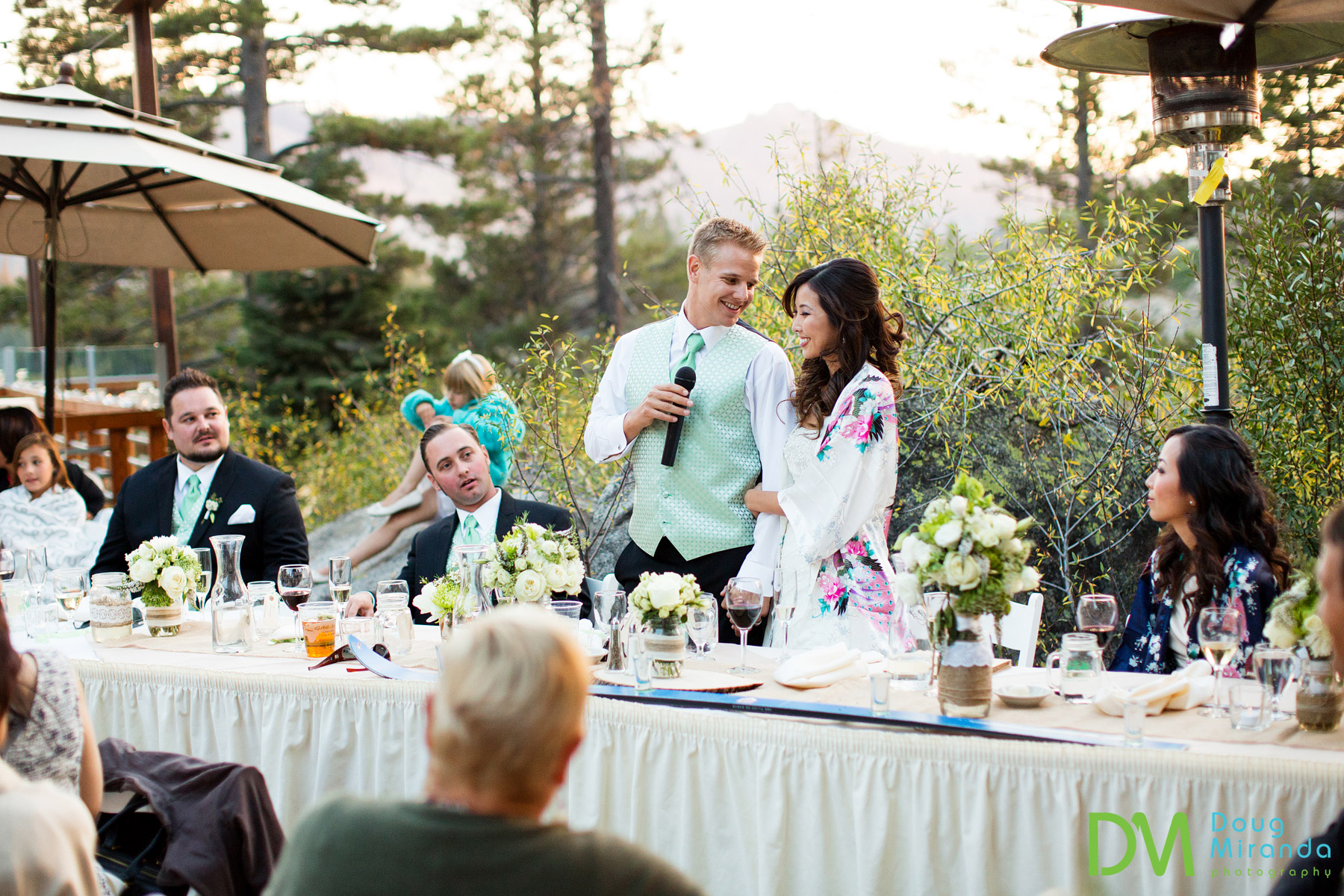 sugar bowl ski resort wedding