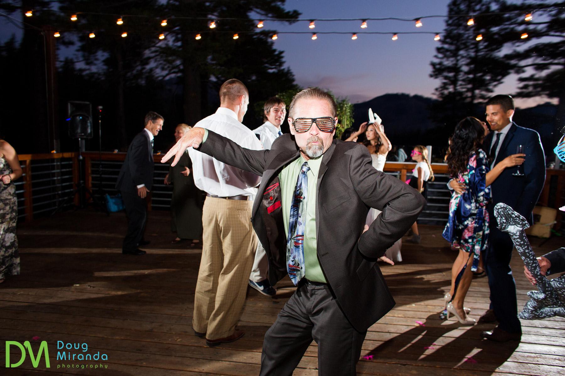 sugar bowl wedding reception photos