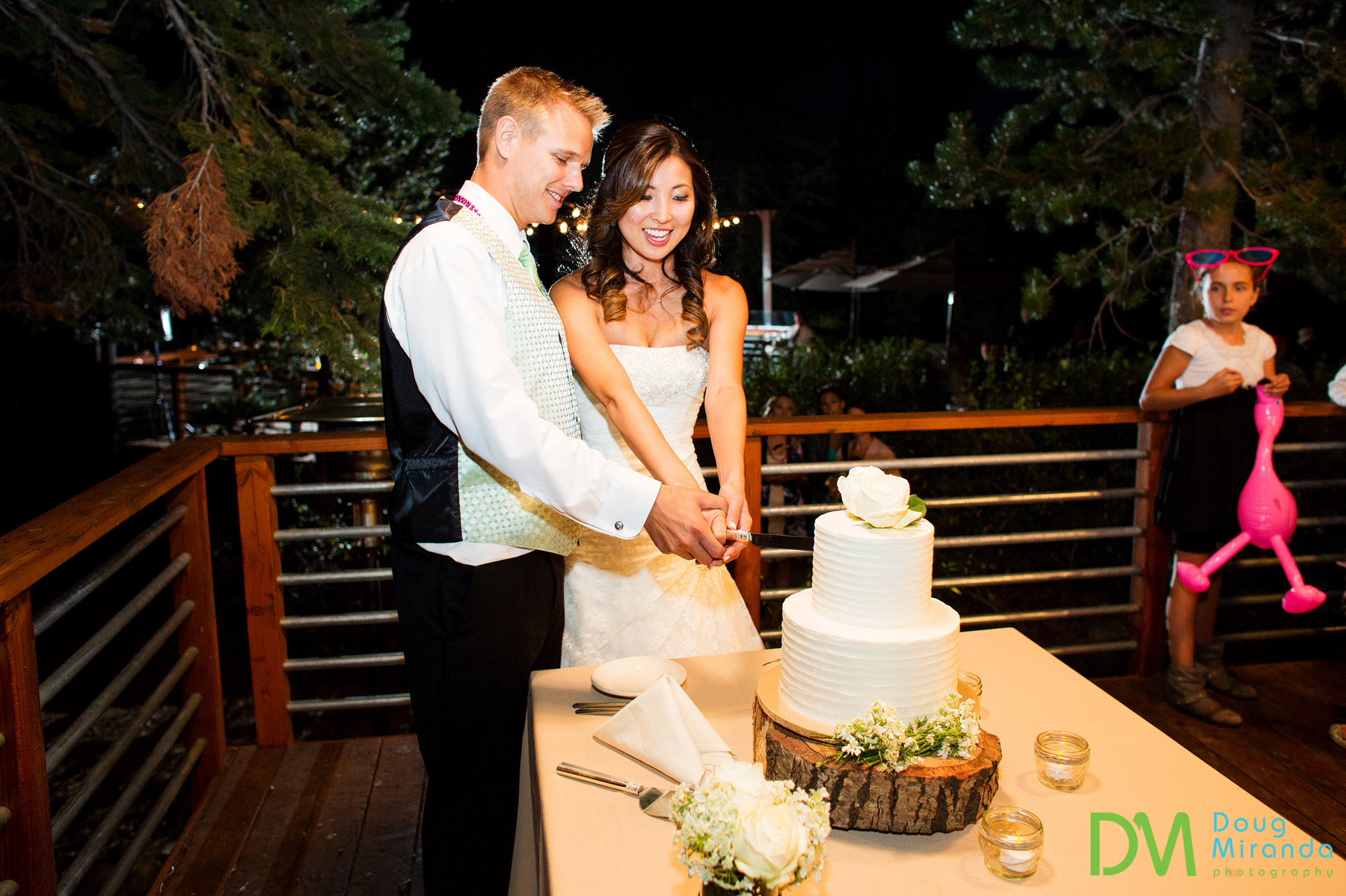 wedding cake truckee
